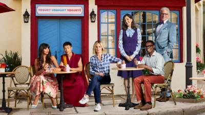 The Good Place 3.04