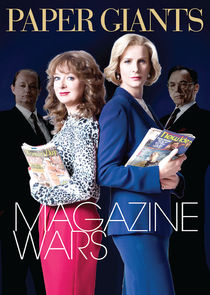 Paper Giants: Magazine Wars