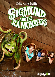 Sigmund and the Sea Monsters (2017)